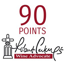 90 Points, Robert Parker, Wine Advocate